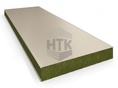 Стеновая сэндвич панель АлюТерм С МВ 80-200 мм (микроволна)